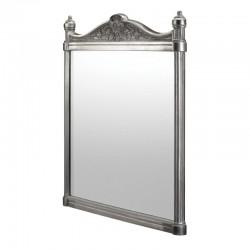 Brushed Aluminium Frame Mirror Decorative